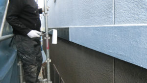 豊橋市,外壁塗り替え,ベランダ防水工事